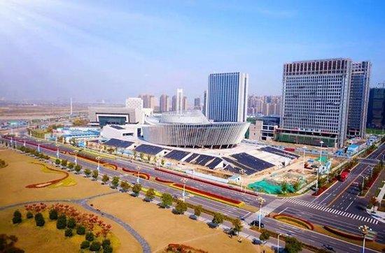 重磅!!新城又一大动作,淮安高铁商务区道路名定啦!