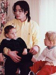 迈克尔杰克逊罕见家居照