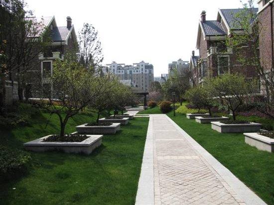 维科格兰花园 带您领略不同的别墅观
