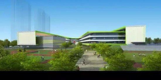 """淮安主城区将新建一所""""花园上的现代小学"""",哪些小区将受益"""
