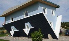 颠倒的房子