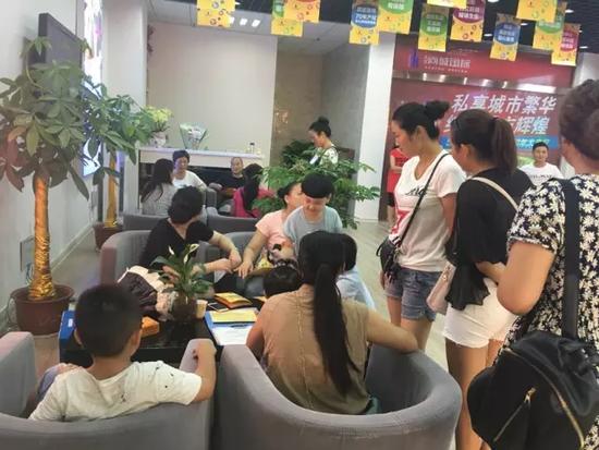 信谊尚城国际:新营销中心华彩绽放