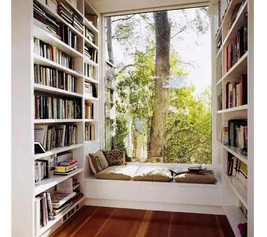 阳台改造:变成客厅 茶室 小花园 书房图片