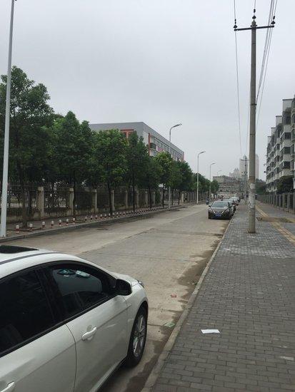 金地国际城、领城小区摆脱下雨变孤岛尴尬局面