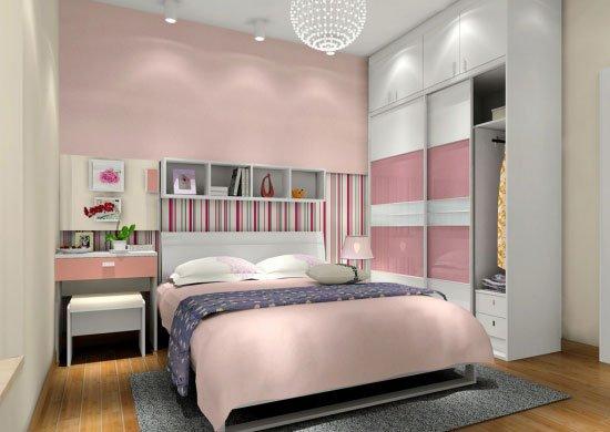 7平米卧室空间如何装修?