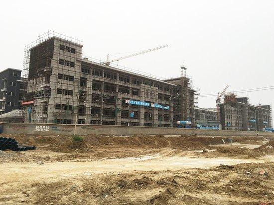 实验中学:山南新区教育事业发展的里程碑
