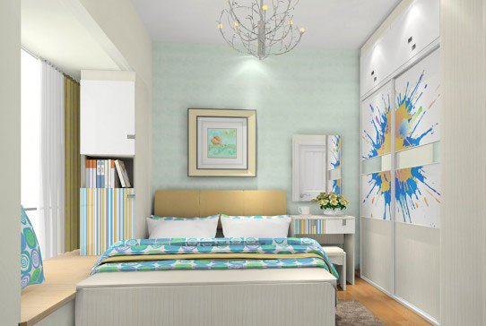 7平米卧室空间如何装修?图片