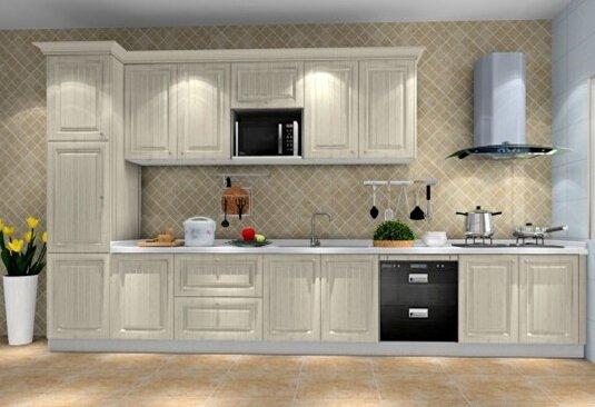 厨房装修材料三:顶面材料