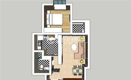 宽八米长二十米房屋设计图  首页 房屋设计图 三层别墅 03 图纸信息