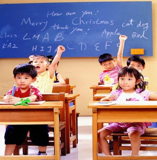儿童学英语哪里