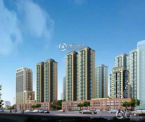 玺園:住宅4#楼在售 买小户型公寓有优惠