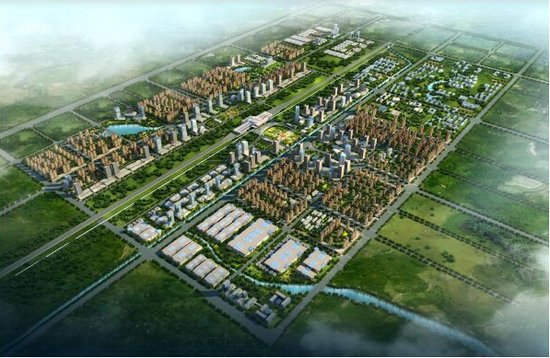 淮南高铁南站详细规划最新出炉 南站真的来了