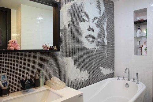 4款卫生间瓷砖铺贴设计