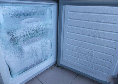 冰箱清除结冰实用办法!
