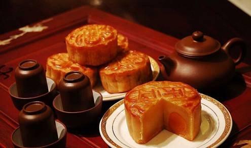 浓情中秋 月饼DIY甜蜜相约