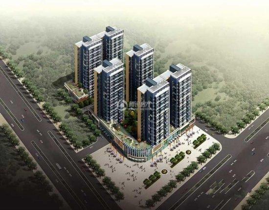 中化国际城:B1#公寓在售 买房有优惠