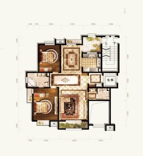 装修必看的5种设计风格 装修实例打造温情美家