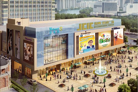 保集·金城广场:商务空间服务时代 世界500强级写字楼
