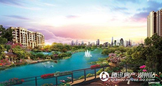 真正的品质生活 恒大悦珑湾湖畔名流会所即将璀璨开放