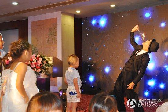 """""""财富巅峰 荣耀同行""""信业ICC客户答谢晚宴圆满落幕"""