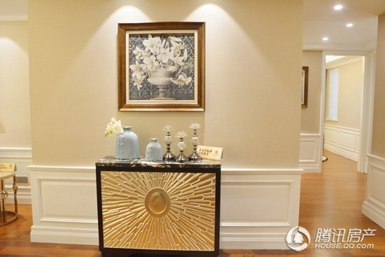 久立湖东府:174㎡大平层精装样板房完美呈现