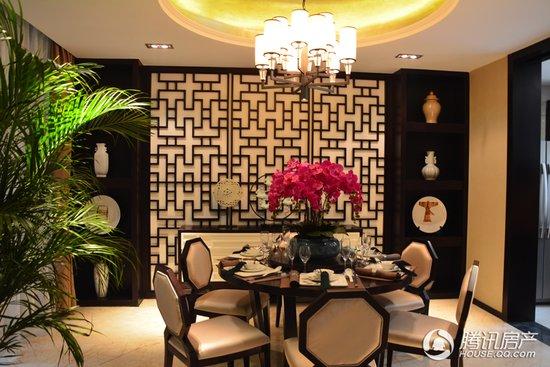 中国式风格餐厅图片