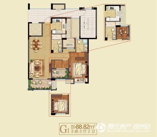 实拍样板房:祥生郡悦高层和洋房样板房赏析