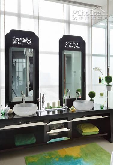 无法抗拒的魔法 精致舒适浴室案例导购