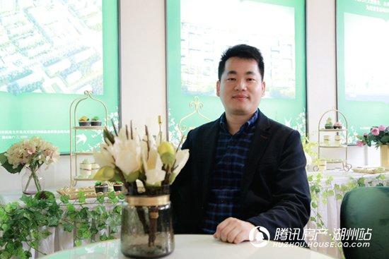 腾讯独家专访永晖·壹号院副总经理程祖国