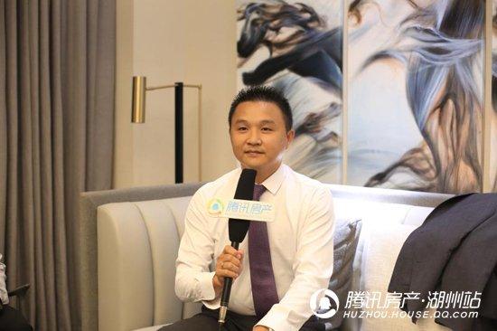 专访:富力地产集团副总经理兼浙江公司总经理李尚明