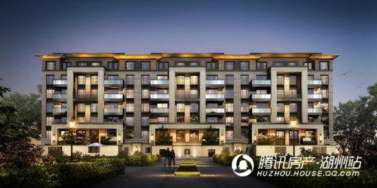 永晖·壹号院:六层洋房的高度 亦是生活最舒适的尺度