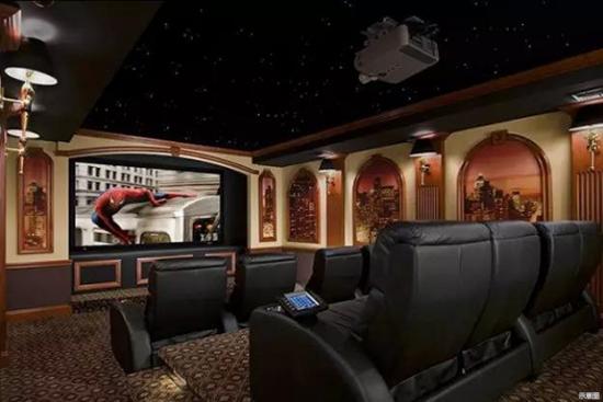 爱家华城·澜郡超5米层高地下室 一个梦想的集合站