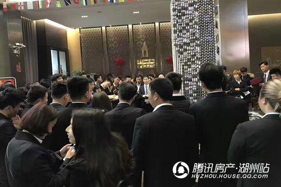 信业ICC二期40-54㎡精装公寓4.10紧急加推再掀热潮