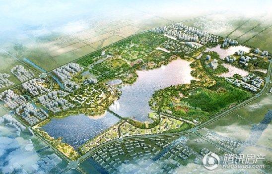 恒大强势入主东部新城 15.56亿竞得2016-16、17地块