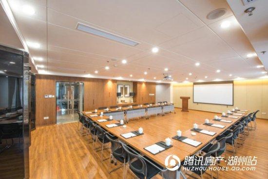 保集金城广场:500强级企业专属会议厅火爆租赁中
