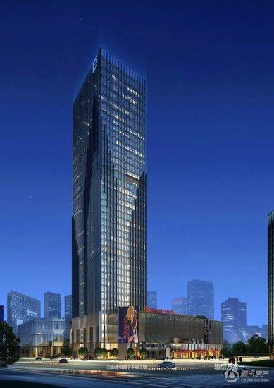 撬动财富制高点 湖州信业ICC公寓盛大启幕