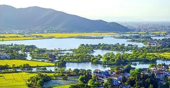 御湖天誉:台风天难赏中秋月 日光奇迹再临南太湖