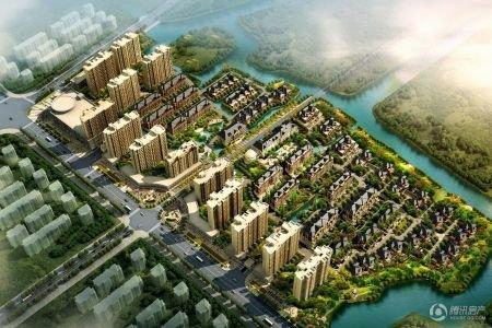 久城东南华府四期将于10月推出 共近400套房源