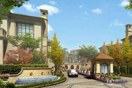 紫藤花墅10月1日首开56套房源 并推出5套特价房