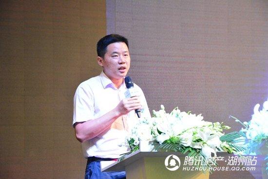 鑫远太湖健康城今日启航 健康生活引领湖州明天