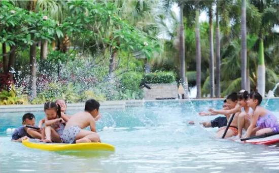福利:7月最好玩的佳源都市水上嘉年华门票免费领取