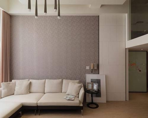 旧屋换新颜 106平现代简约风格三居室
