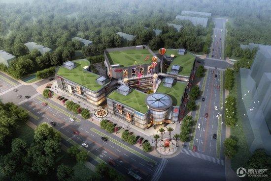 汇金商业中心:吃、喝、玩、乐、购一站式商业综合体