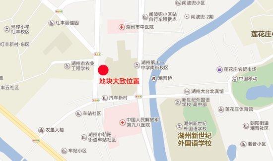 老城区十一中西侧宅地1.27亿元成交 楼面价8512元/㎡