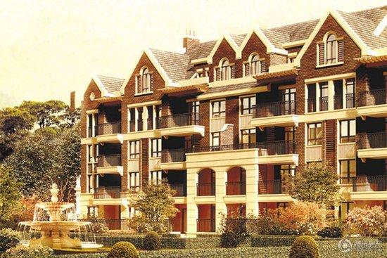 德信一里洋房少量房源在售 一楼均价9000元/㎡