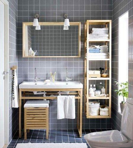 小户型收纳很简单 卫浴+客厅+厨房轻松收纳省空间
