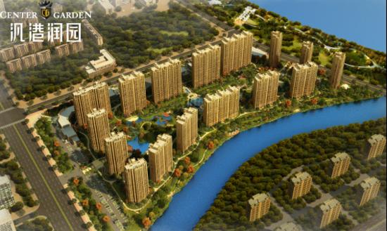汎港润园1—10月劲销4亿 领航湖城楼市热销传奇