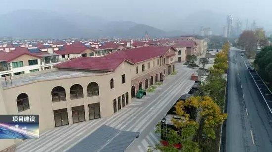 投资1300多万 长兴煤山镇工业风情街明年投入使用