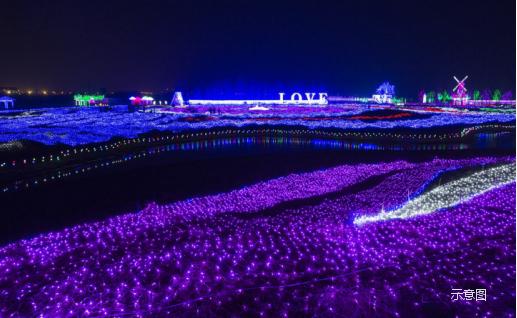 恒大悦珑湾梦幻音乐灯光节5月20日即将绚烂启幕