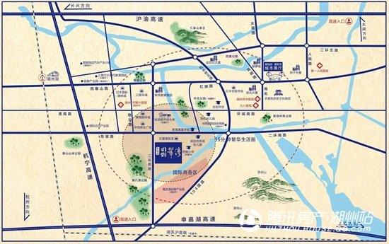 碧桂园·翡翠湾:城市新力量 湖州西南新城蓄势待发